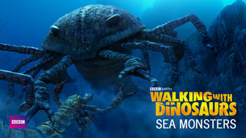 BBC Прогулки с морскими чудовищами / Sea Monsters – A Walking with Dinosaurs Trilogy 1 серия (1999)