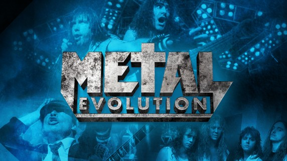 Эволюция Метала / Metal Evolution 03. Early Metal: UK Division (2011) HD