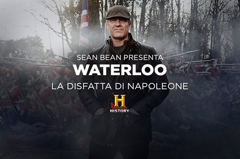Шон Бин при Ватерлоо 2 серия / Sean Bean On Waterloo (2015)