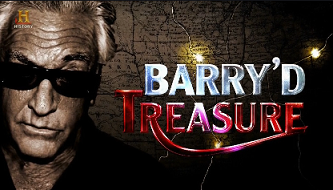 Сокровища Барри 4 серия / Barry'd Treasure (2014)