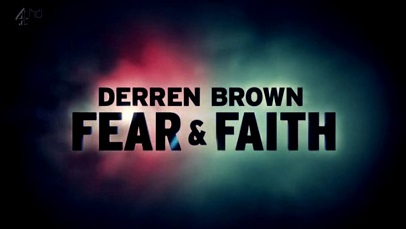 Деррен Браун: Страх и вера 1 серия. Страх / Derren Brown: Fear and Faith (2012)