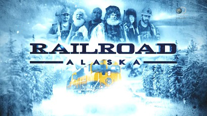 Железная дорога Аляски 3 сезон 1 серия. Засада / Railroad Alaska (2015)