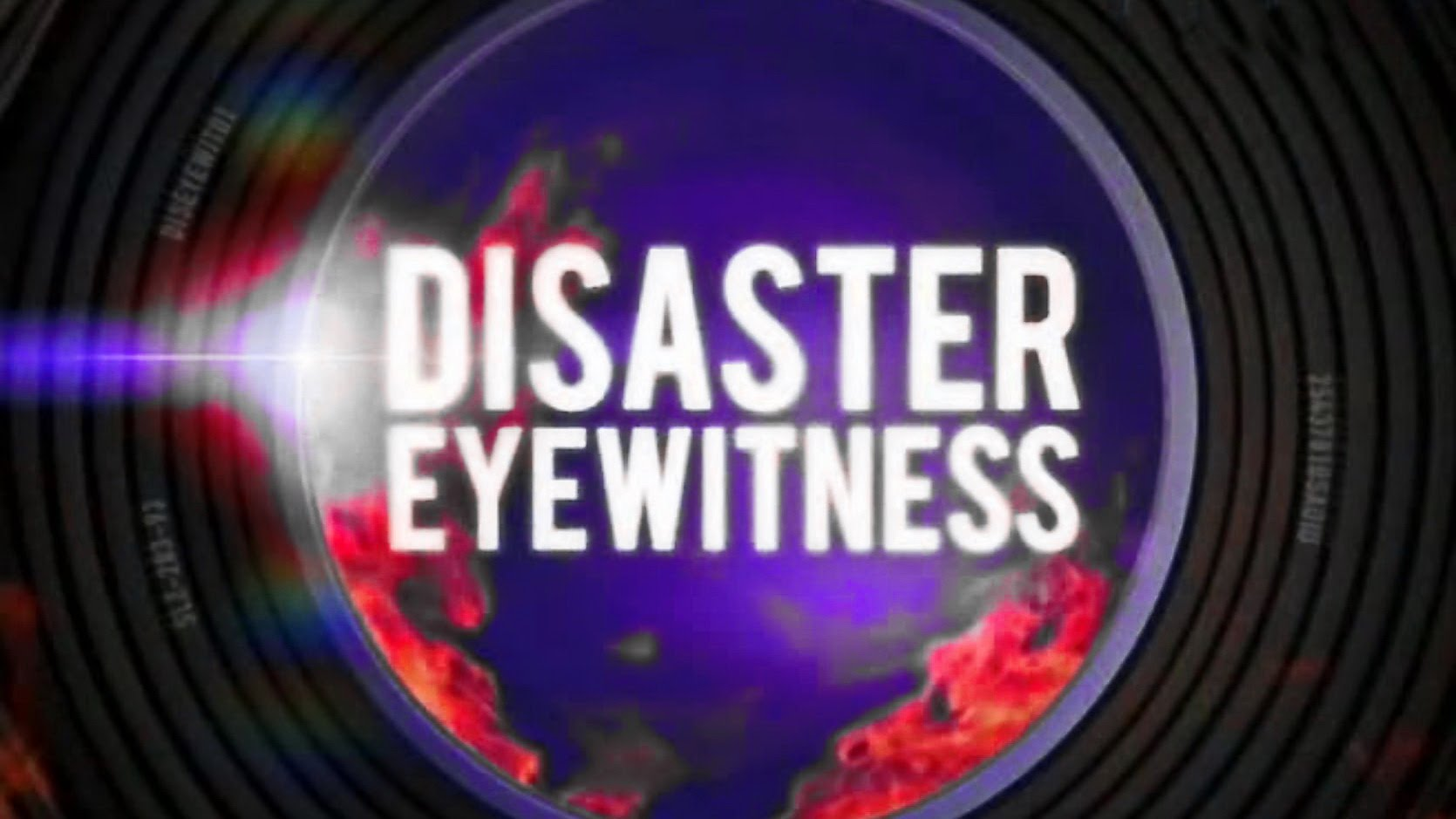 Очевидцы катастроф 1 серия / Disaster Eyewitness (2009)
