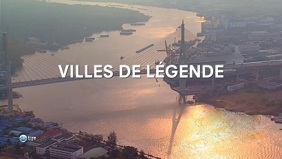 Легендарные города 08 серия. Бангкок / Villes de legende (Legendary cities) (2013)