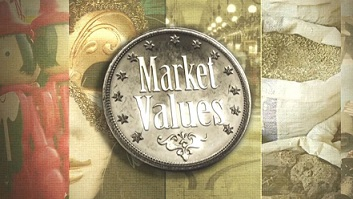 Базарный день 10 серия. Иерусалим, Израиль / Market Values (2009)