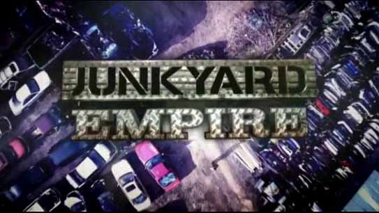 Ржавая империя 2 сезон 6 серия. Гольфкар / Junkyard Empire (2016)