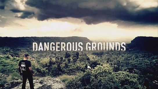 Опасные земли 3 сезон 2 серия. Гаванские ночи / Dangerous Grounds (2015)