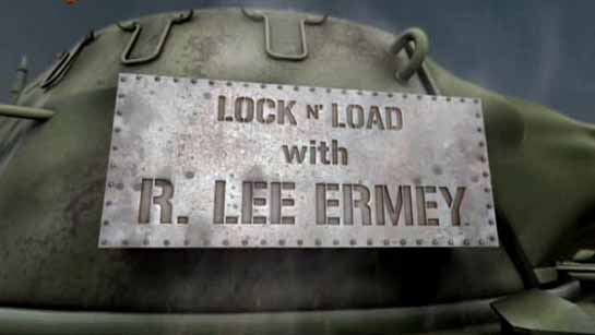 Заряжай с Ли Эрми 08 серия. Ракеты / Lock 'N Load with R. Lee Erme (2009)