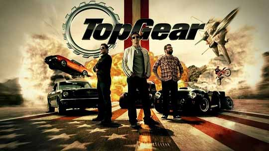 Топ Гир Америка 2 сезон 1 серия / Top Gear America USA (2012)