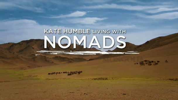 Дорога длиною в жизнь. Кочевники Монголии / Living With Nomads (2015)
