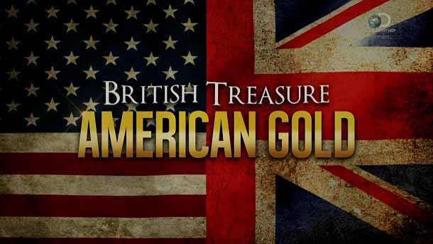 Охотник за антиквариатом: Великобритания 3 серия / British Treasure: American Gold (2016)