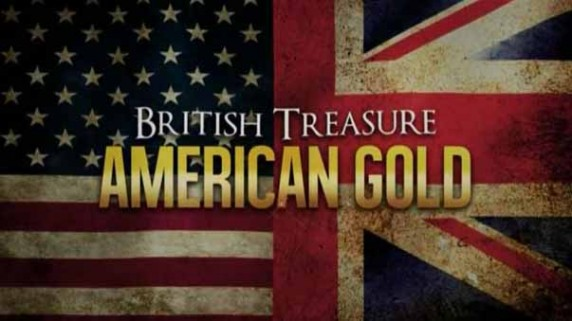 Охотник за антиквариатом: Великобритания 6 серия / British Treasure: American Gold (2016)