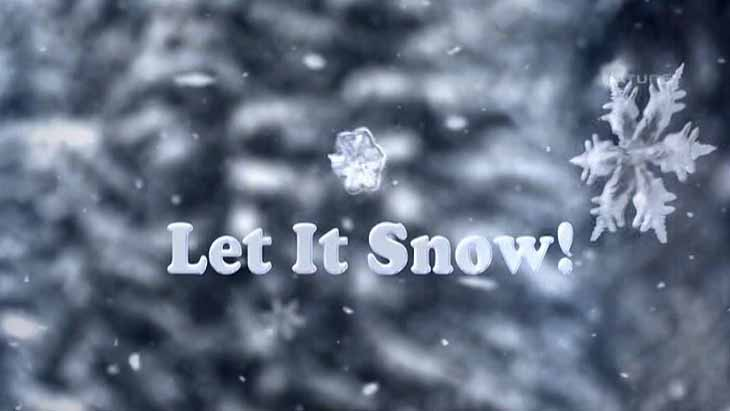 Да будет снег / Let it snow (2008)