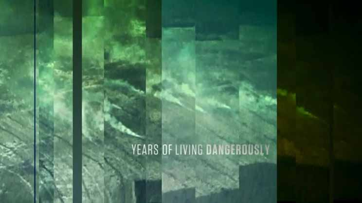 Годы опасной жизни 2 сезон 5 серия. Коллапс океанов / Years of Living Dangerously (2016)