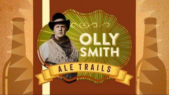 Олли Смит - По следам эля 2 серия. Орегон / Olly Smith - Ale Trails (2016)