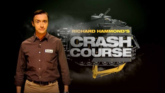 Ускоренный курс Ричарда Хаммонда 1 сезон 5 серия. Экскаватор / Richard Hammond's Crash Course (2012)