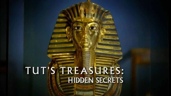 Сокровища Тутанхамона 2 серия. Золотая маска / Tut's Treasures: Hidden Secrets (2017)