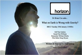 BBC horizon Что не так с гравитацией на Земле? / What on Earth is Wrong with Gravity? (2011)