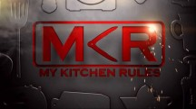 Правила моей кухни 8 сезон 2 серия. Дэвид и Бэтти / My Kitchen Rules (2017)